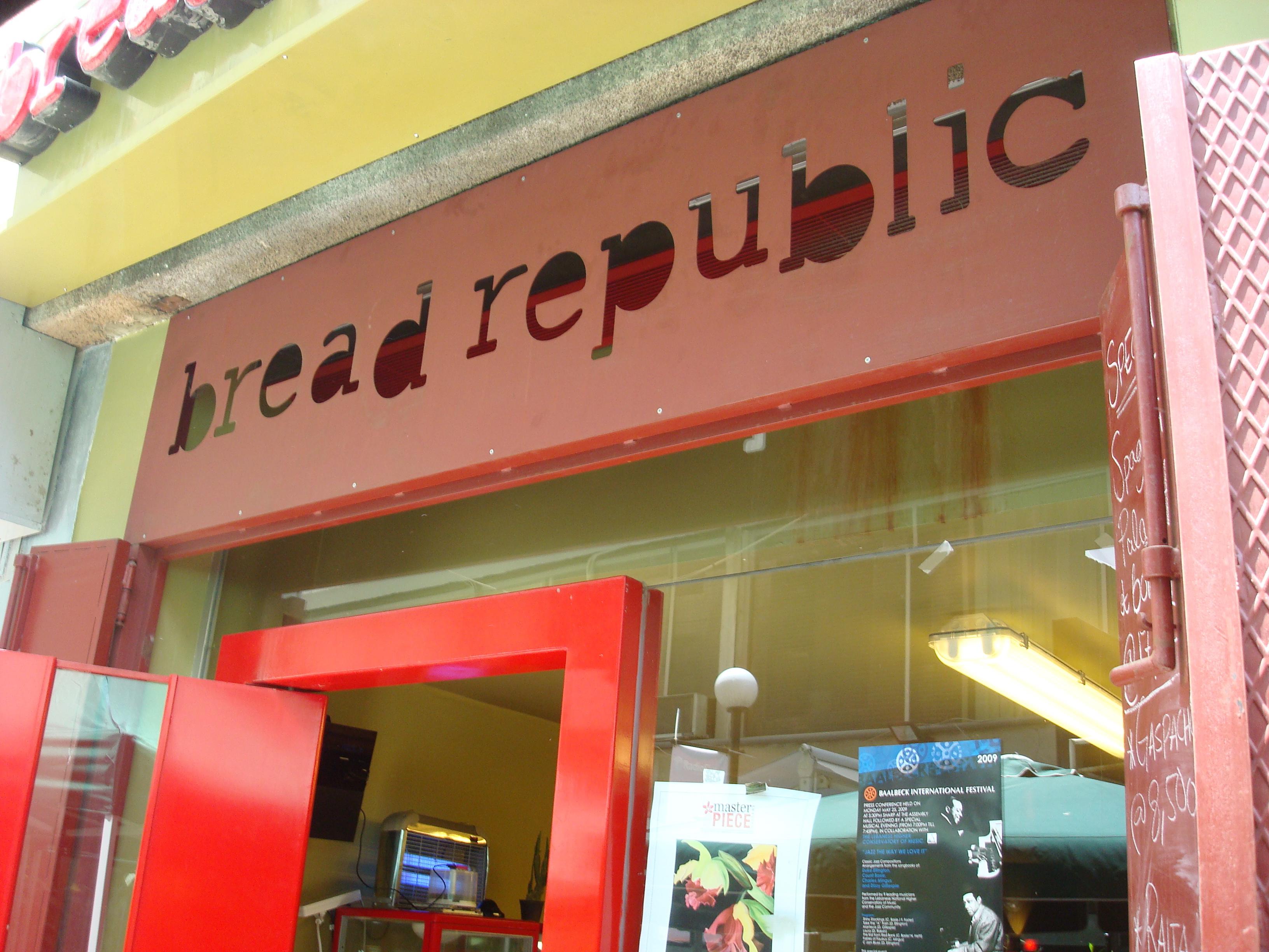 Bread insegna