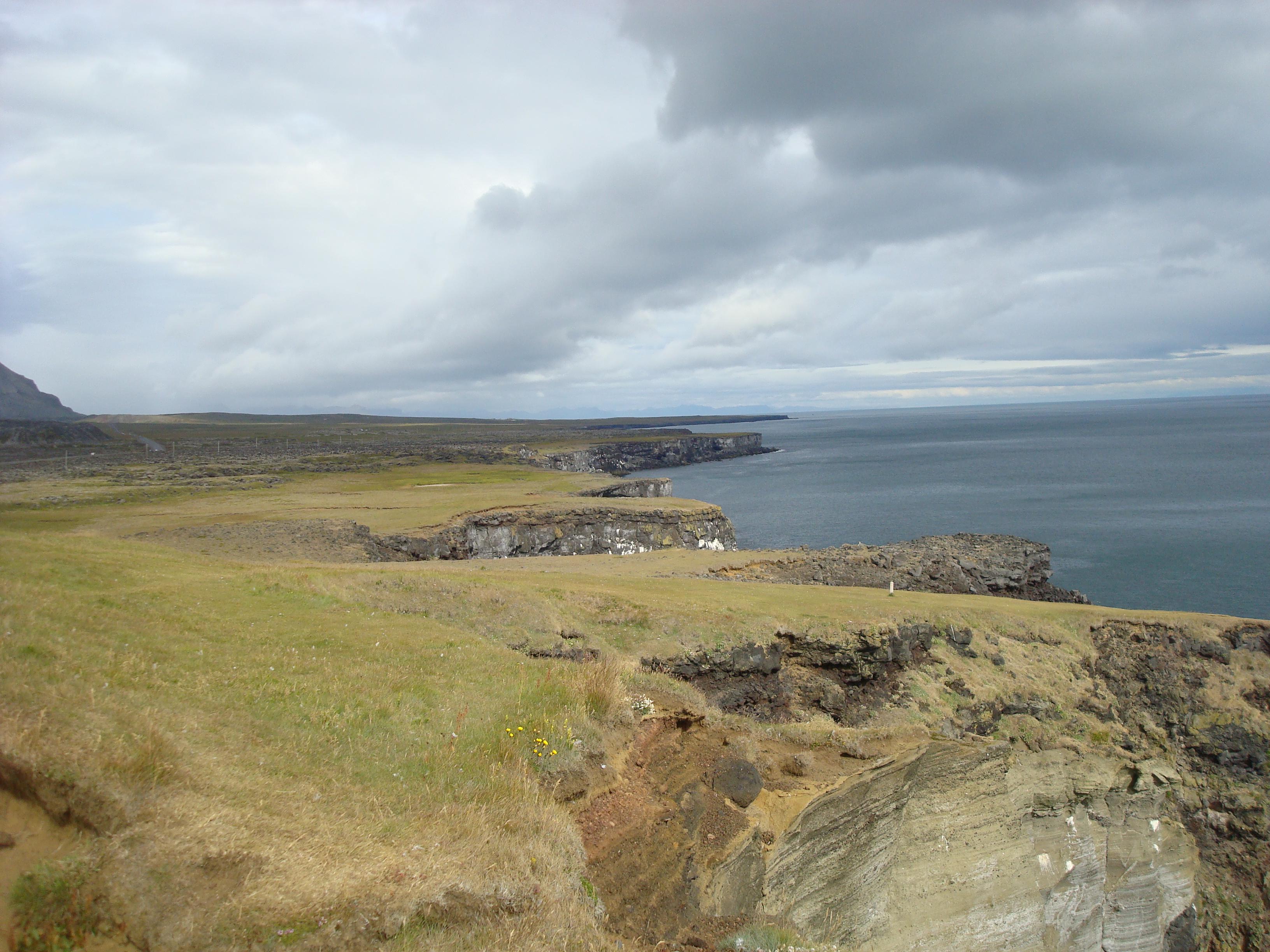 Islanda mare