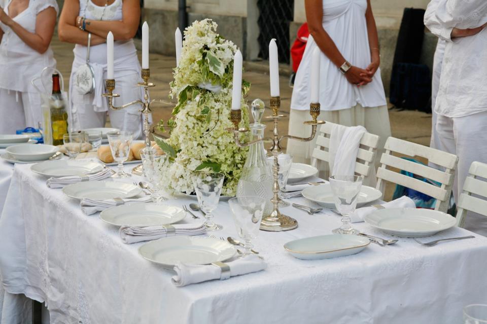Cena in bianco 1