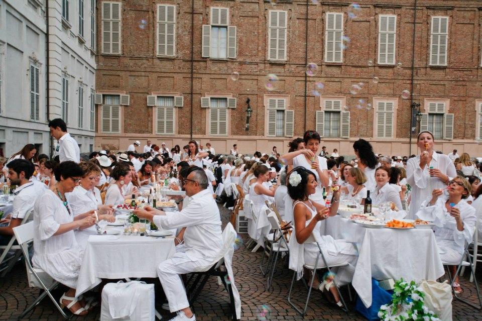Cena in Bianco 3