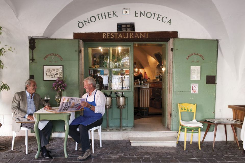 Alto Adige #storiedavivere osteria