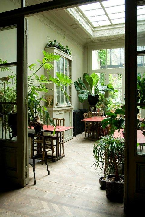 Boulevard Leopold veranda
