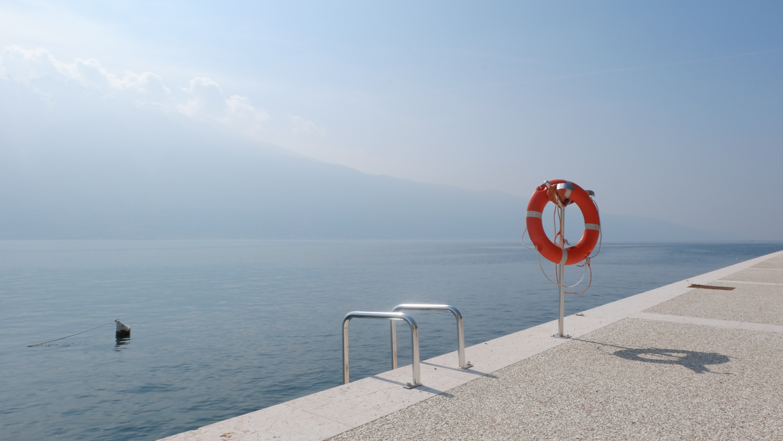 Lago salvagente
