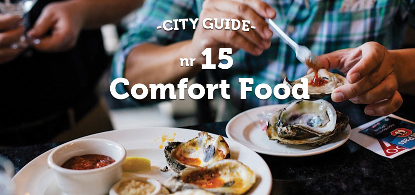 Confort Food City is Yours