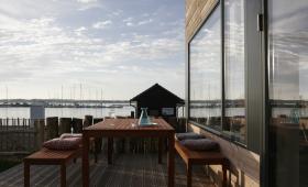 La vacanza dell'architetto: bella, originale, di design