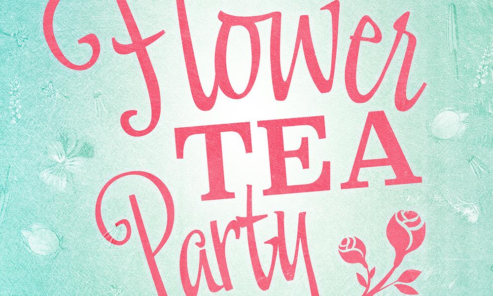 C'è un Tea Party a Milano tra fiori, dolcetti e uno splendido terrazzo