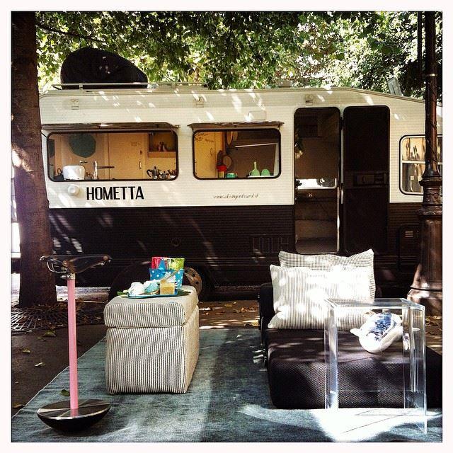Hometta camper
